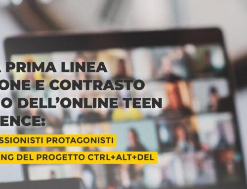 Formare la prima linea di prevenzione e contrasto al fenomeno dell'Online Teen Dating Violence